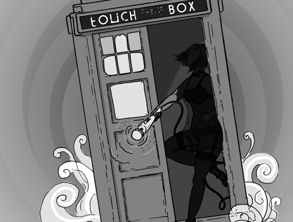 this is why they will never let me play Doctor Who