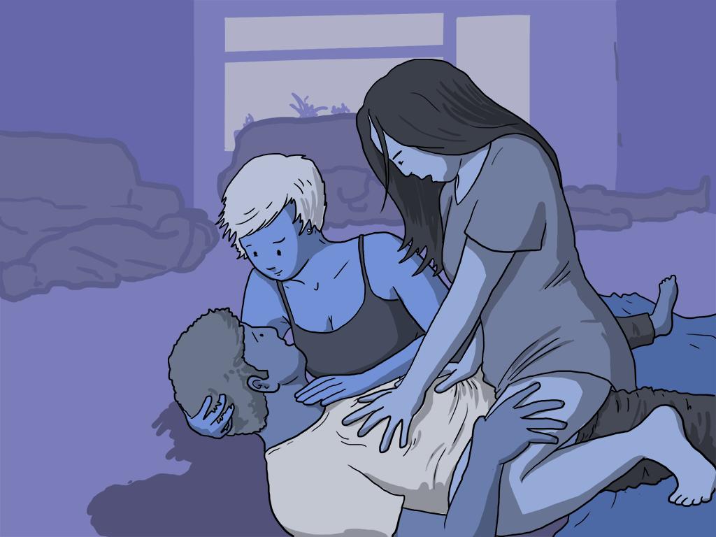 Femdom erotic spanking stories