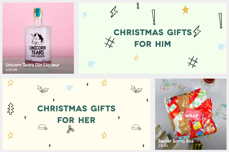 Gifts For Him Gifts For Her Sexist Christmas Gift Guides